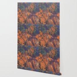 Fluorite Canyon Wallpaper