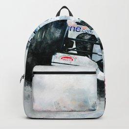Jaques Villeneuve Backpack