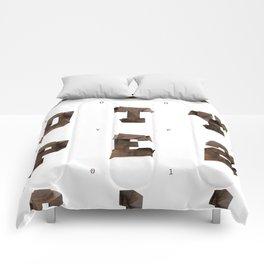 Wood type Comforters