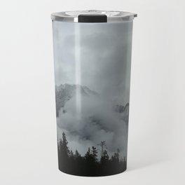 A Mountain, Three Times (1) Travel Mug