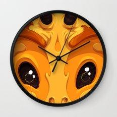 Pekoe Wall Clock