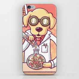 Lab in the Lab iPhone Skin