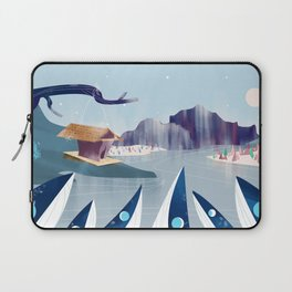Polar Fish Laptop Sleeve