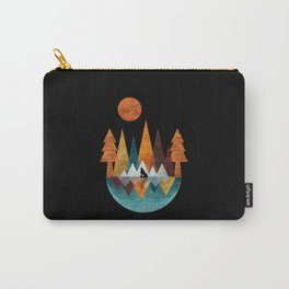 The Night Of The Wolf Carry-All Pouch