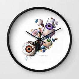 Mushrooms5 Wall Clock