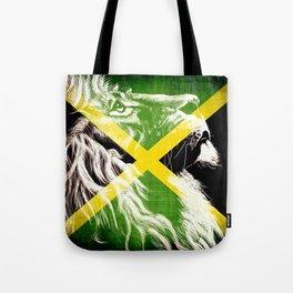 King Of Jamaica Tote Bag