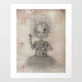 Tree 1 Art Print