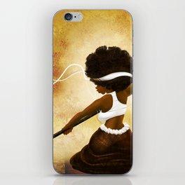 Stankfu 4 iPhone Skin
