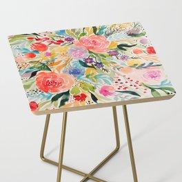 Flower Joy Side Table