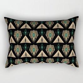 Art Deco 32 Rectangular Pillow