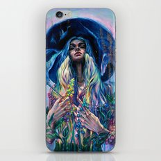 The Rustle of Narwhal's Wings iPhone & iPod Skin