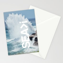 SEA>i | HEAVEN'S POINT Stationery Cards