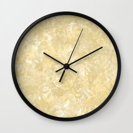 Soft Pedals Wall Clock