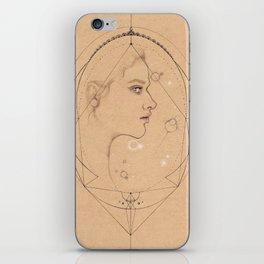 Be Here iPhone Skin