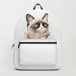 Angry Cat Backpack