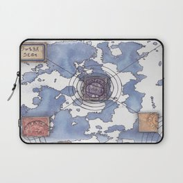 "multiverse map 4 ""alien"" Laptop Sleeve"