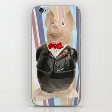 Nat West Piggy Ceramic iPhone & iPod Skin