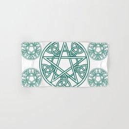 Celtic Pentacle Hand & Bath Towel