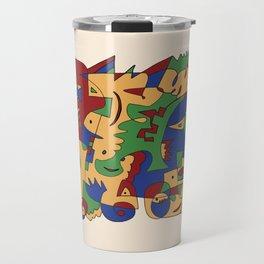 Saturday Jam - Jazz album Travel Mug