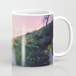 Wild Flowers in the Big Horn Mountains Coffee Mug