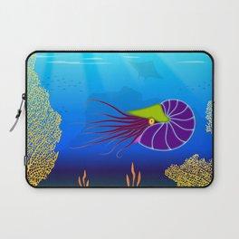 Paper Craft Nautilus Laptop Sleeve