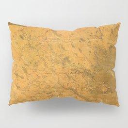 Map of Lunenburg 1864 Pillow Sham