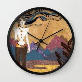 Hekate's Return Wall Clock