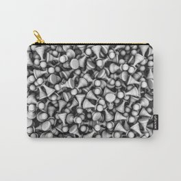 White pawns Carry-All Pouch