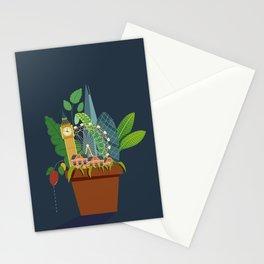 London Garden Stationery Cards