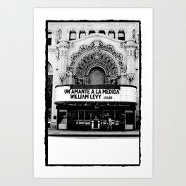 Theater Art Print