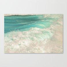 SIMPLY SPLASH Canvas Print