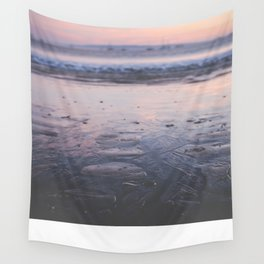 A California Sunset Wall Tapestry