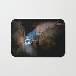 Castlevania: Vampire Variations- Hall Bath Mat