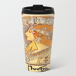 Vintage poster - Zodiac Travel Mug