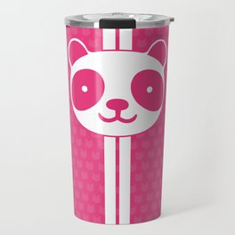 Pink Panda Travel Mug
