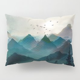 Mountain Sunrise II Pillow Sham