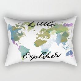 Little Explorer Rectangular Pillow