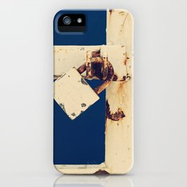 Guarding the void iPhone Case