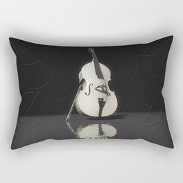 Contrabass Rectangular Pillow