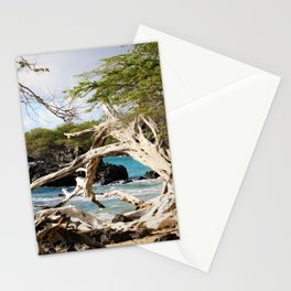 Scenic Shore of Hawaii by Reay of Light Photography Stationery Cards