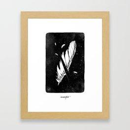 The Wake • Insurrection Framed Art Print