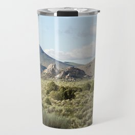 City of Rocks Travel Mug