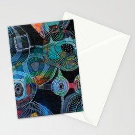 jellyfish picnic Stationery Cards