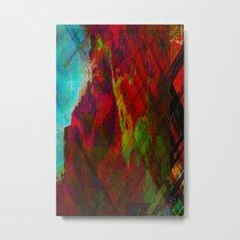 [dg] Mistral (Mackintosh) Metal Print