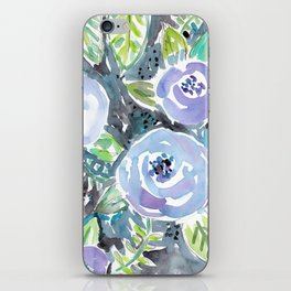 GARDENS OF MONTCLAIR Lavender Floral iPhone Skin