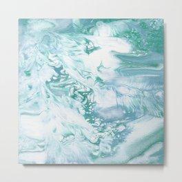 Abstract No. 601 Metal Print