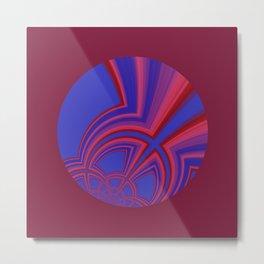Abstract 427 Metal Print