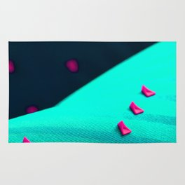 Grass of Pink Rug