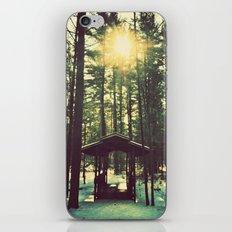 Until the Sun Doesn't Shine iPhone & iPod Skin