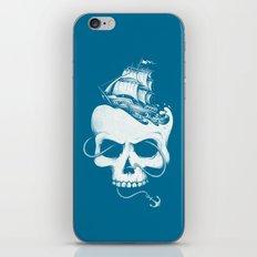 Sailing the Dead Sea iPhone & iPod Skin